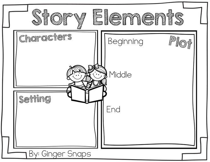 Story Elements Freebie