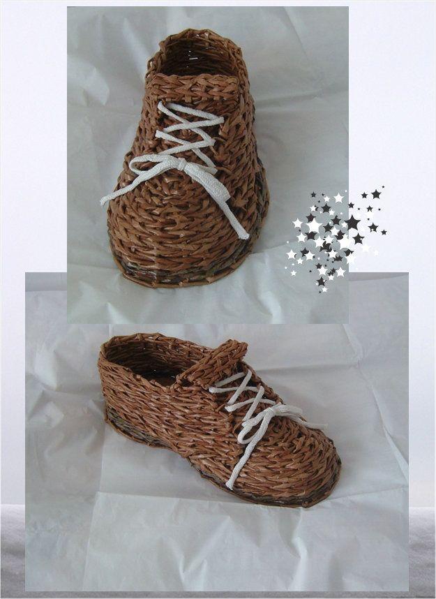 Dekorativní bota