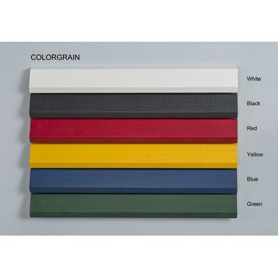 Afina Signature Recessed Medicine Cabinet with Lights Finish: Colorgrain Yellow