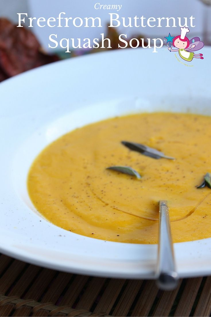 The only soup recipe you need this Autumn/fall!  It is creamy unyet dairyfree, glutenfree, eggfree, soyafree, nutfree and suitable for those on the SCD diet, GAPS diet or paleo diet.