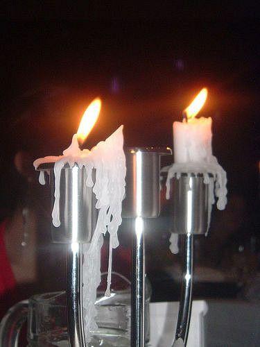 Candles - Katy COME RIMUOVERE LA CERA