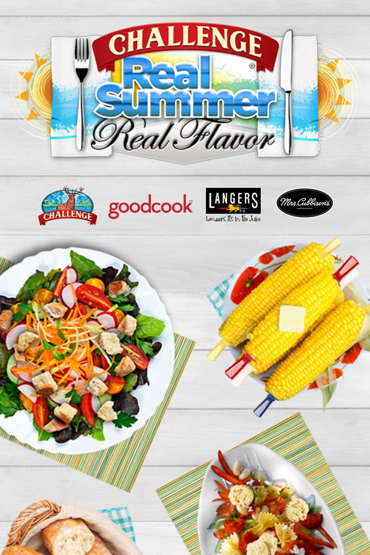 I entered for a chance to INSTANTLY WIN $100,000 in the Real Summer. Real Flavor. campaign from Challenge! You should too, there are over 4,000 prizes! Expires 09/09/2016.