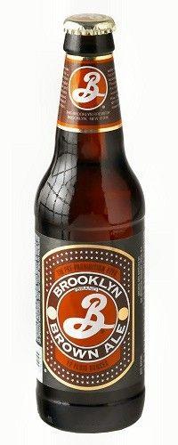 Cerveja Brooklyn Brown Ale, estilo American Brown Ale, produzida por Brooklyn Brewery, Estados Unidos. 5.6% ABV de álcool.