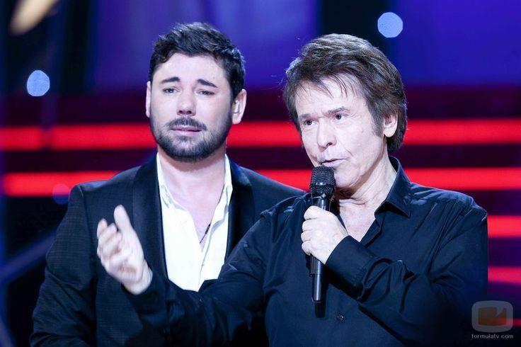 Raphael y Miguel Poveda