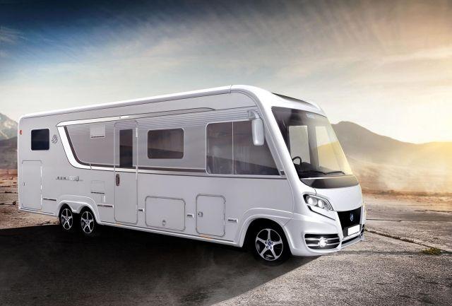 KNAUS karavany a obytné vozidlá