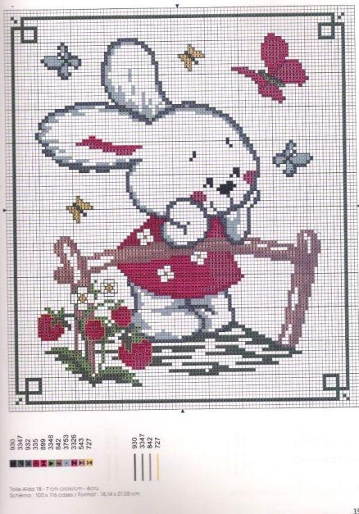 Gallery.ru / Фото #5 - зайки - кролики - yasochka61