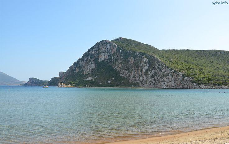 """Το """"Πέρασμα της Συκιάς"""" στο τέλος της παραλίας στο Ντιβάρι! www.pylos.info #pylos #navarinobay #messinia #peloponnese"""