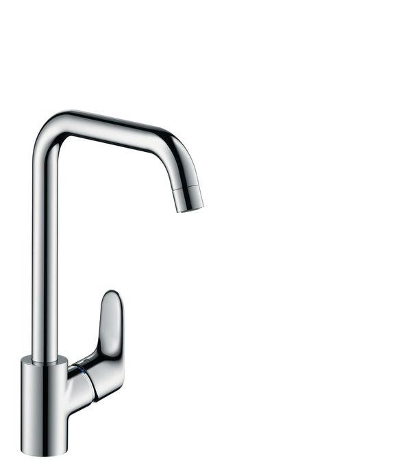 Einhebel-Küchenmischer 260 für offene Warmwasserbereiter