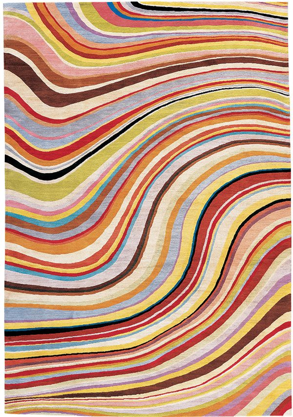 Swirl By Paul Smith For The Rug Company