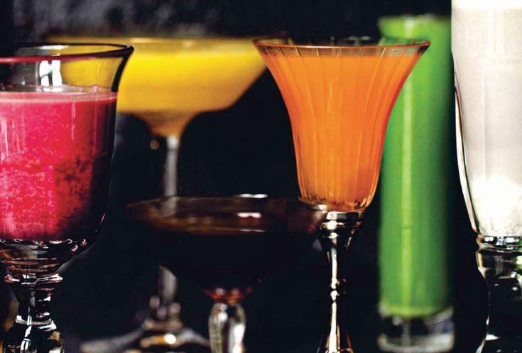 smoothies og juice detox