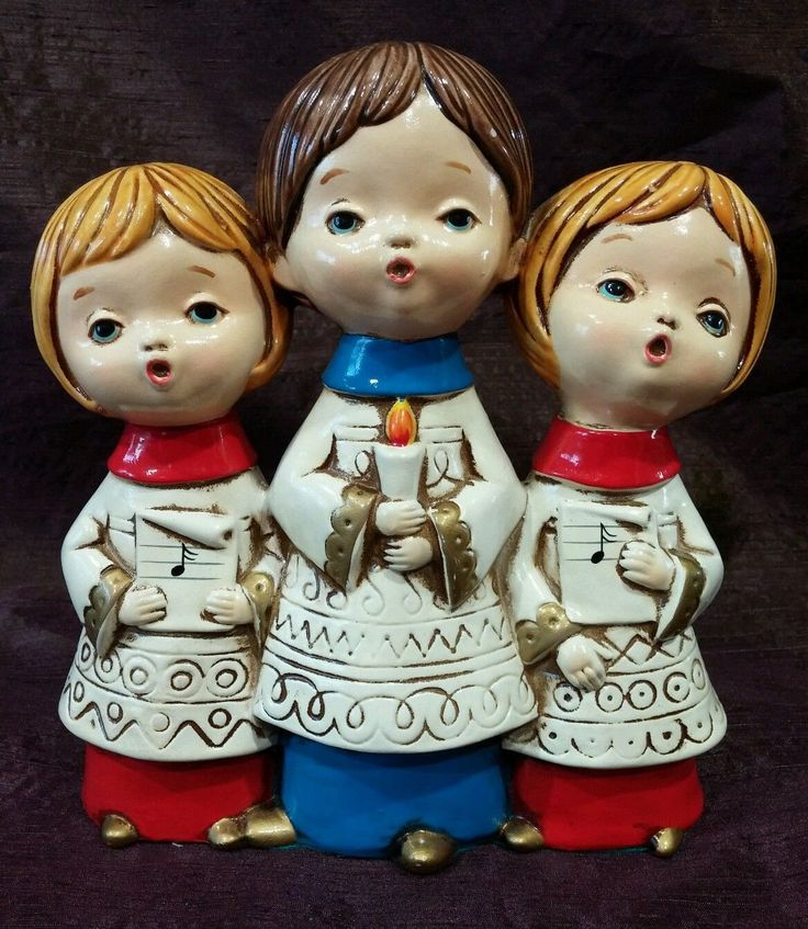 Singing Carolers Candleholders Figurines Vintage By: 17 Best Ideas About Caroler On Pinterest