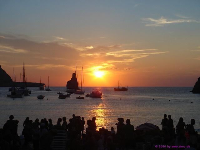 Cala Benirras -Ibiza
