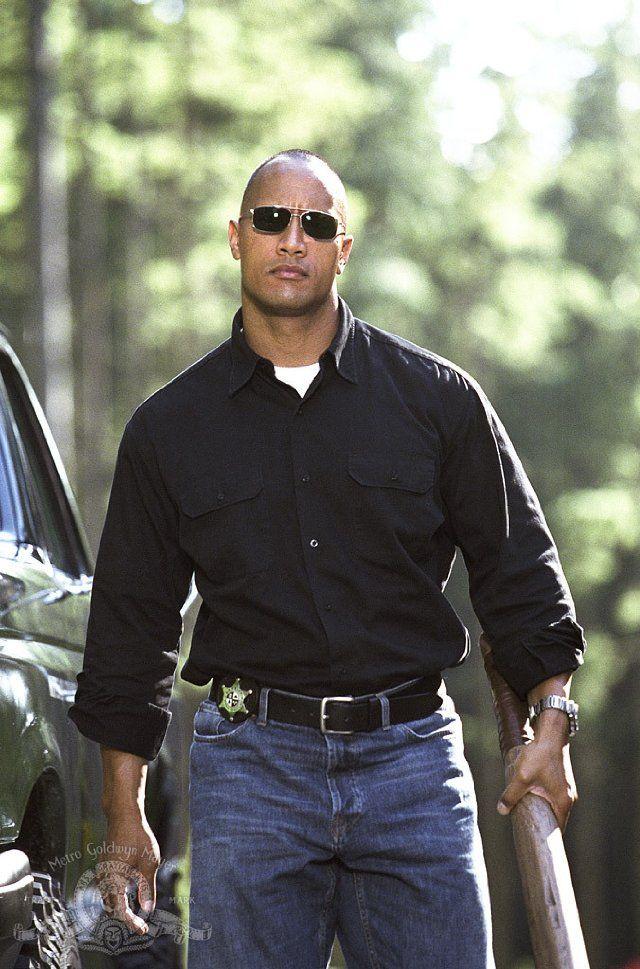 Still of Dwayne Johnson in Walking Tall