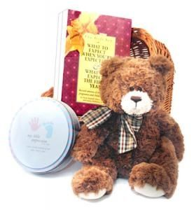 The What to Expect Gift Basket - http://www.gotobaby.com/ - The What to Expect Gift Basket is a perfect special baby gift for a newborn baby.