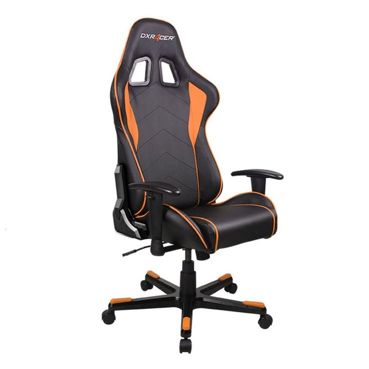 DxRacer F Series Gaming Ergonomic Computer Chair Is Truly The Correct Office For Individuals Seeking Reasonable Luxury