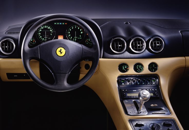 Ferrari 456 M GT Worldwide '2003