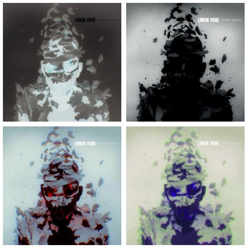 "Linking Park ""Living Things"" album"
