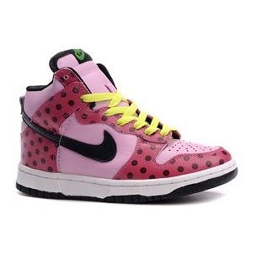 Awesome Nike Polka Dot Shoes  EBay