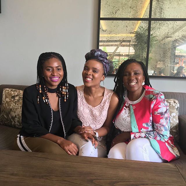 #nofilter smiles on a #sunday with my baby cousin and #mom... #style #sunday #wakanda #design #rest