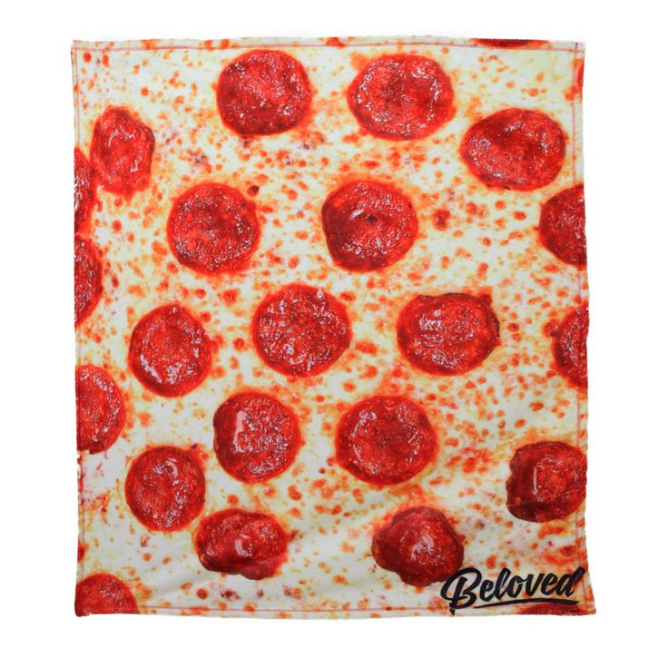 Pizza Blanket.... WHAT????