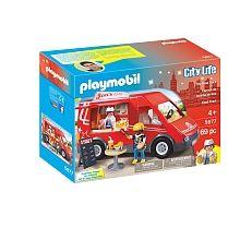 Playmobil - Camion de Cuisine de Rue