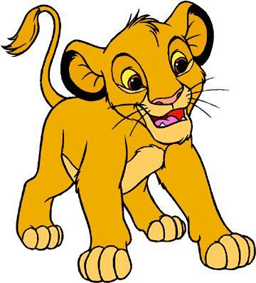 El rey leon para imprimir