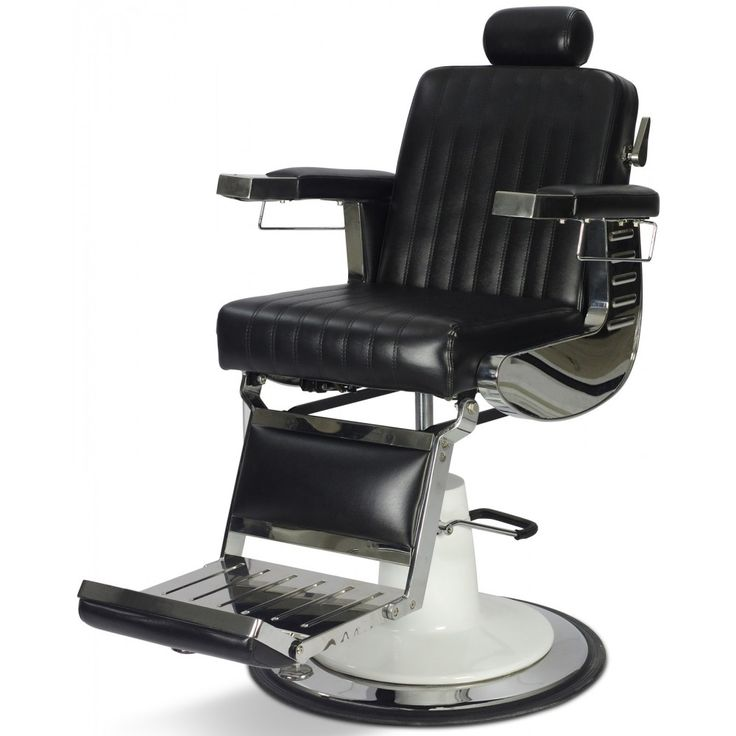 """Grant"" Vintage Reclining Hair Salon Barber Chair 