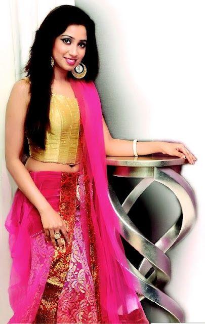 Shreya Ghoshal #ShreyaGhoshal #Shreya #Ghoshal #Bollywood #Singer #Hot