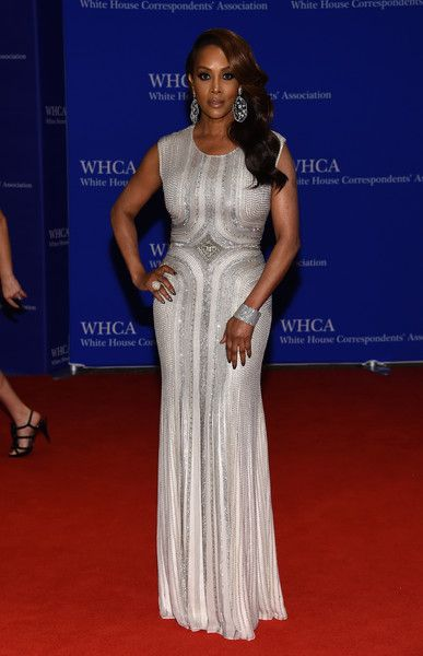 Vivica A. Fox - All the Looks from the 2016 White House Correspondents' Dinner  - Photos