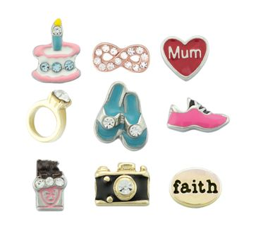More Pretty Charms to add to your collection www.facebook.com/LilyAnneDesigns.JodyEdmondson