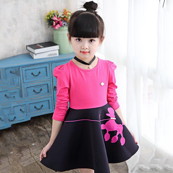 $16.15 (Buy here: https://alitems.com/g/1e8d114494ebda23ff8b16525dc3e8/?i=5&ulp=https%3A%2F%2Fwww.aliexpress.com%2Fitem%2FAutumn-Girls-Long-Sleeve-Dress-Kids-Clothes-Cotton-Cartoon-Girls-Casual-Dresses-Children-Frocks-Designs-for%2F32738312816.html ) Autumn Girls Long Sleeve Dress Kids Clothes Cotton Cartoon Girls Casual Dresses Children Frocks Designs for Girls7-9-10Years Old for just $16.15
