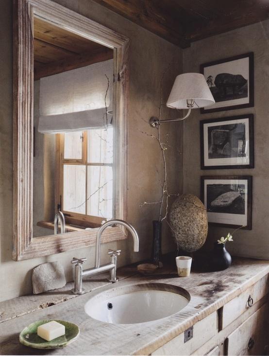 Salles de bain campagne - Maison d'antan | Maison d'antan
