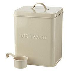 Sainsbury's Country Enamel Washing Powder Box - Baskets - Laundry baskets & pegs - Laundry & utility room - Home & garden - Sainsbury's. GBP 10.