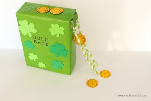 Does your child have his heart set on trapping a leprechaun this St. Patrick's Day? Try one of  these 7 leprechaun traps!