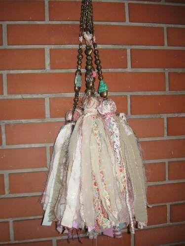 Borlas Decorativas Colgantes