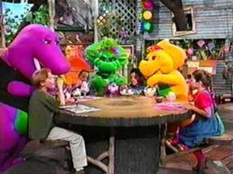 Pin on Barney