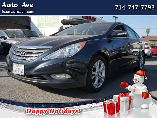 Used 2012 Hyundai Sonata Limited Auto for Sale in Los Angeles, Korea Town CA 90006 Auto Ave