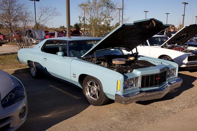 74 Chevy Impala Coupe-http://mrimpalasautoparts.com