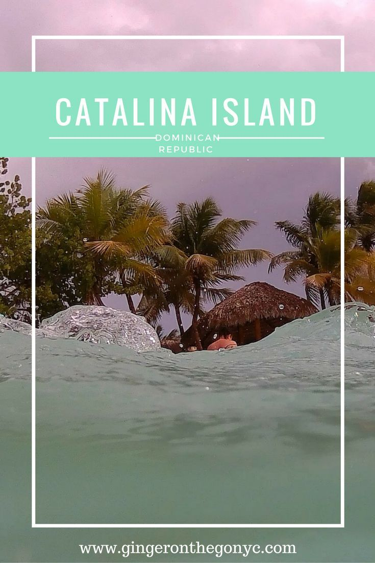 Catalina Island, Dominican Republic is an uninhabited island off the coast of La Romana, not far from Punta Cana. It is a must see for travelers.