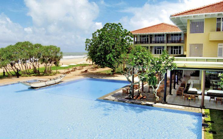 På Heritance Ahungalla Hotel kan du nyde en luksusferie på en drøm af et hotel designet af Geoffrey Bawa. Den forførende infinitypool ligger skønt placeret på stranden. Se mere på http://www.apollorejser.dk/rejser/asien/sri-lanka/ahungalla/hoteller/heritance-ahungalla-hotel