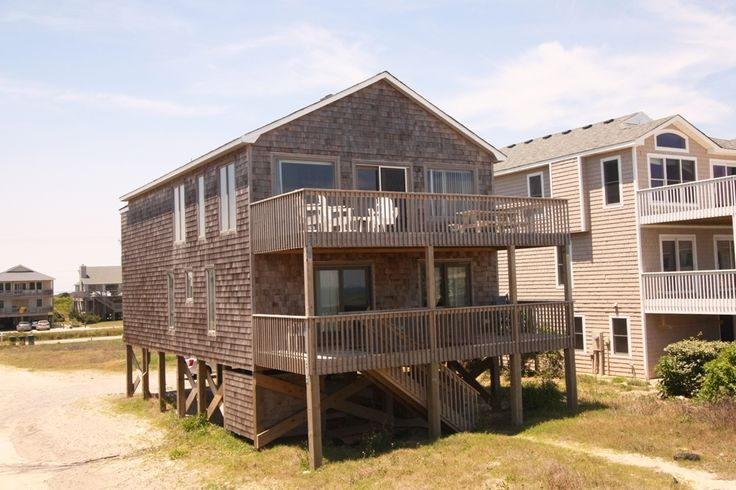 Nags Head Oceanfront Vacation Rentals Village Realty