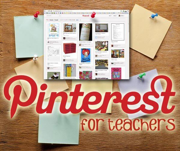 Los 25 Mejores Consejos Pinterest en Tecnología Educativa