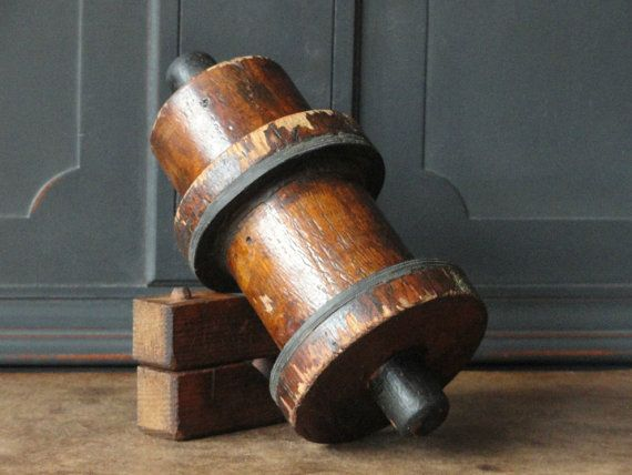 Hey, I found this really awesome Etsy listing at https://www.etsy.com/listing/214392846/vintage-industrial-wood-mold-foundry