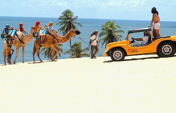 Dune Buggy Adventure - Dunas Genipabu, Natal - Brasil