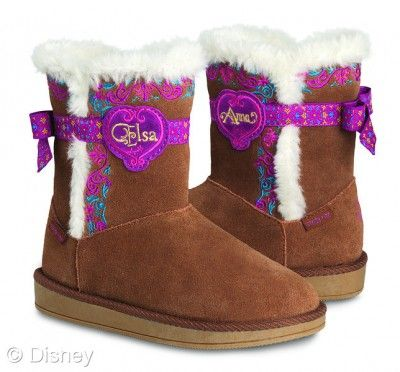 disney frozen comforter sets | Frozen Boots 400x372 Disneys Frozen Clothing and Toys arriving in ...