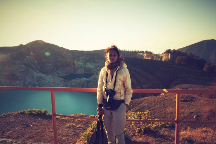 Kelimutu Crater, Flores NTT - Indonesia