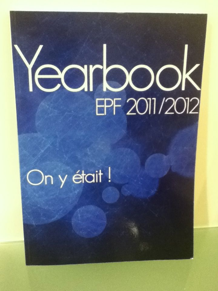 Yearbook EPF 2011-2012