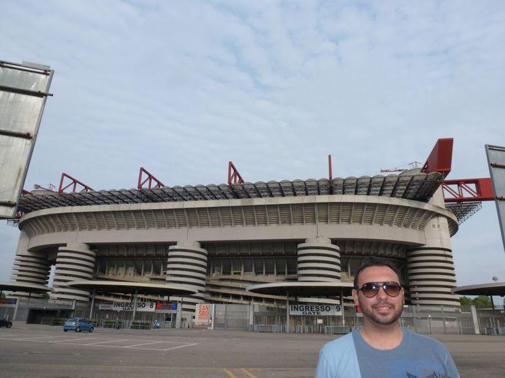 Estadio Giusepe Meazza - Estadio San Siro - Milan - Italia - Inter - AC Milan