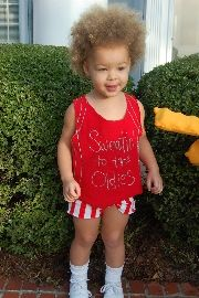 Richard Simmons Costume- Must do if Sebastian Turns out to have blond curly hair