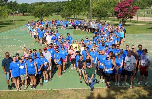 5K Run to Benefit Texas Officer Cheryl Kovach Battling Cancer